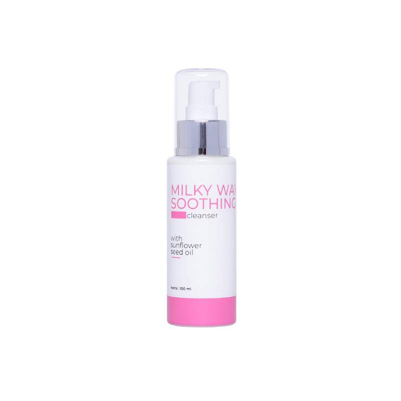 MILKY WAY SOOTHING CLEANSER